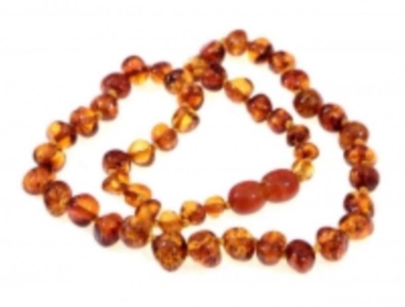 Amber Infant Cognac Necklace 33cm