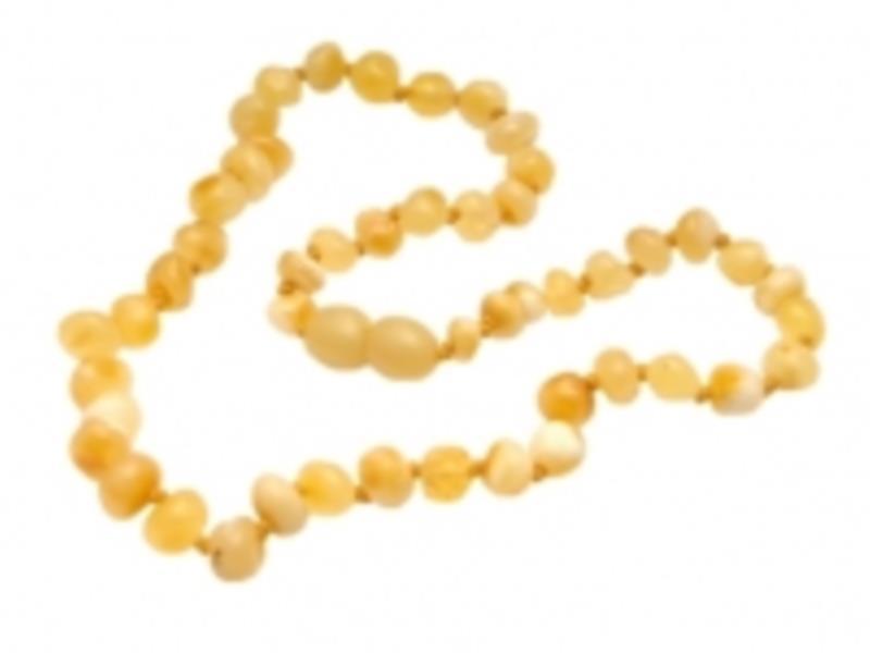 Amber Infant Milki Necklace 33cm