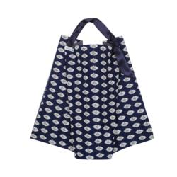 Breast Feeding Cover Navy
