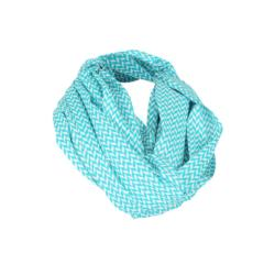 Breast Feeding Scarf Aztec Blue