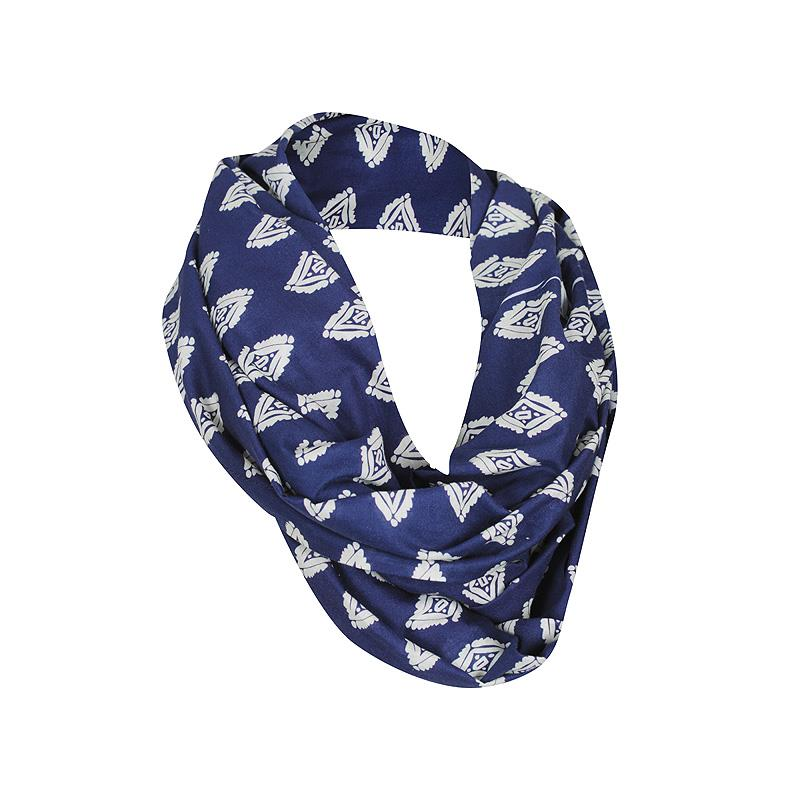 Breast Feeding Scarf Navy