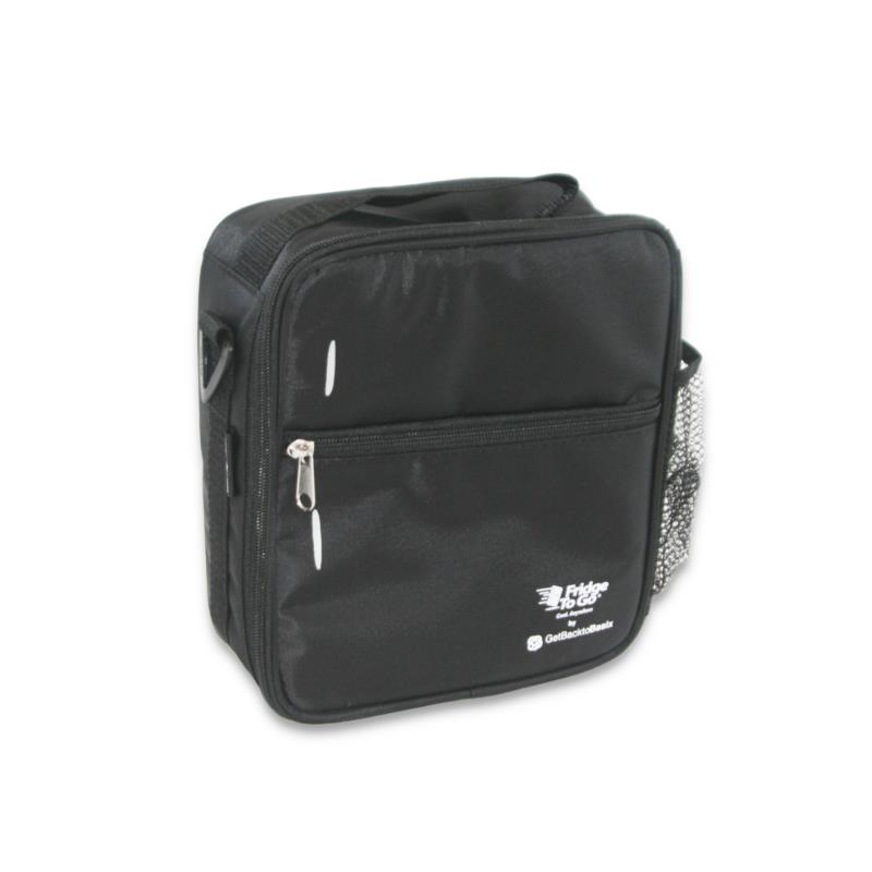 Fridge to Go Lunch Box Med Black