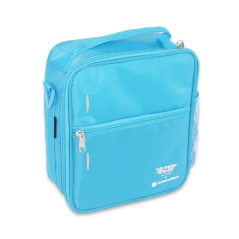Fridge to Go Lunch Box Med Blue
