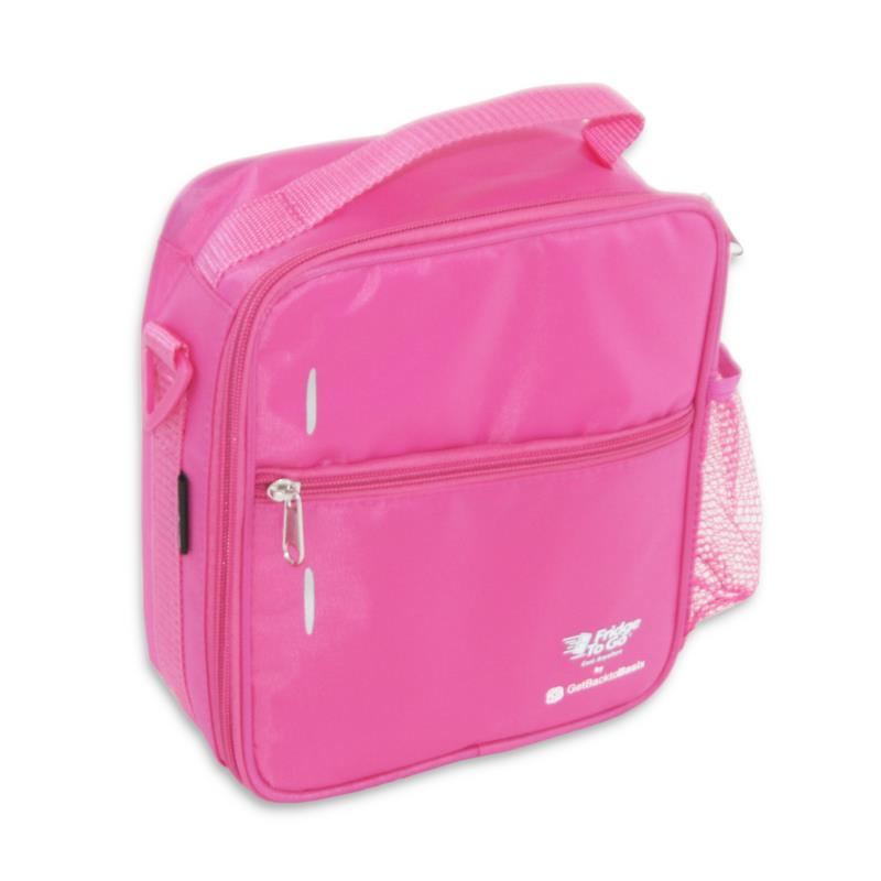 Fridge to Go Lunch Box Sml Pink