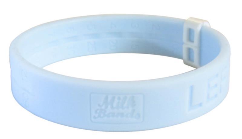Milk Band - Blue