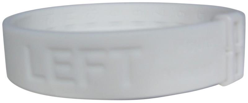 Milk Band - White