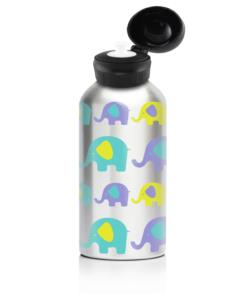 My Family 400ml SS Bottle Elephant
