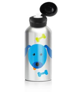 My Family 400ml SS Bottle Puppy