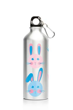 My Family 500ml SS Bottle Bunny