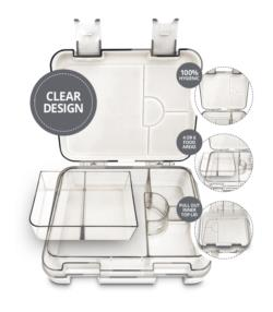 My Family Easy Clean Bento Clear MIY