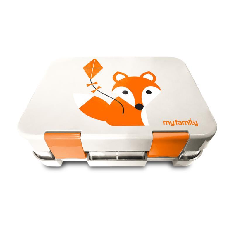 My Family Easy Clean Bento Foxy