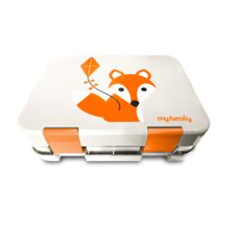 My Family Easy Clean Bento Foxy