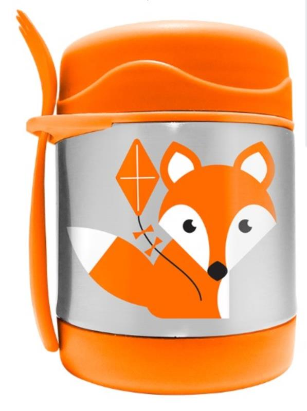 My Family Food Jar Foxy