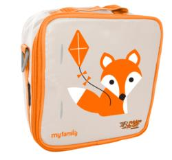 My Family Lunch Bag by Fridge to Go Foxy