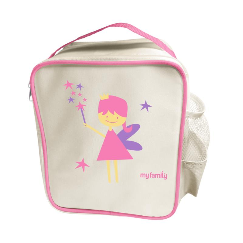 My Family Lunch Cooler Bag Fairy