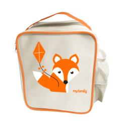 My Family Lunch Cooler Bag Foxy