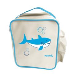 My Family Lunch Cooler Bag Shark