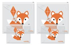 My Family Slidelock Combo Pack - Foxy