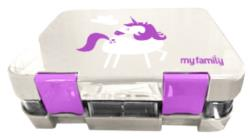 My Family Super Bento Unicorn - 6 Compartment