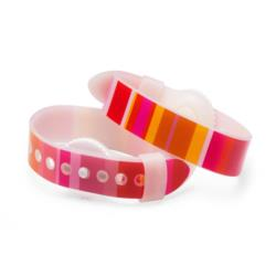 Psi Anti-Nausea Bands Red Color Play